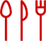 Evening buffet at the bar